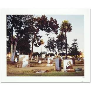 "Robert Sheer, ""Graveyard Spirits"" Limited Edition"
