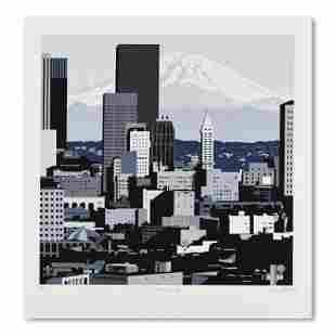 "Armond Fields (1930-2008), ""Study in Grey"" Limited"