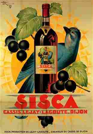 Henry Le Monnier - Sisca