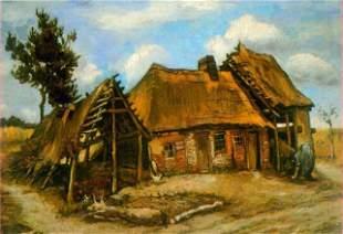 Van Gogh - Stooping Woman