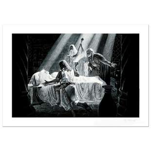 """Healing Of Eowyn"" Limited Edition Giclee by Greg"