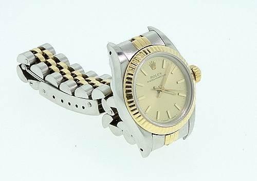 341: Rolex Oyster Perpetual Presidential Ladies' Watch