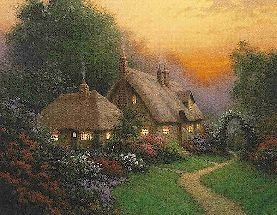 5: Sergon - Heather's Cottage - Signed & Numbered Mixed