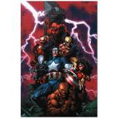 """Marvel Comics """"New Avengers #1"""" Numbered Limited"""