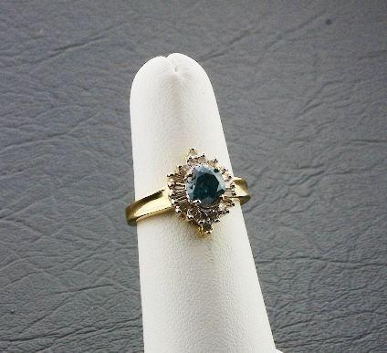 15: Ladies' Diamond Ring 1.25ctw DG35A