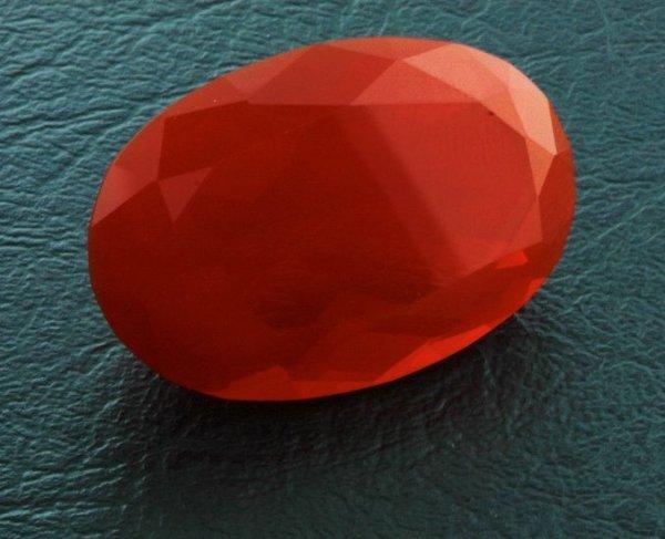 57: Fire Opal Parcel 1 Gemstone 67.21cts - DI268