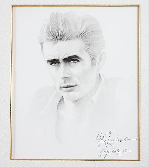 10: Rebel Without A Cause Autographed James Dean