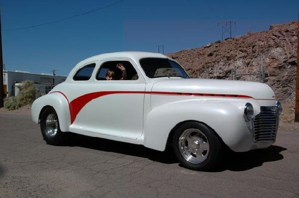 7: 1941 Chevrolet Custom Coupe Automobile / Car - ID# -