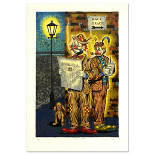 """George Crionas (1925-2004), """"The Gents"""" Limited Edition"""