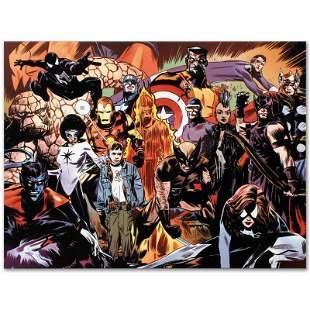 "Marvel Comics ""Marvel 1985 #6"" Numbered Limited Edition"
