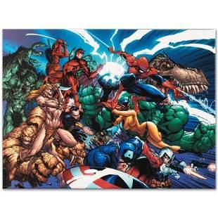 """Marvel Comics """"Marvel Comics Presents #1"""" Numbered"""