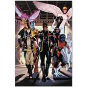 Marvel Comics XMen Annual Legacy 1 Numbered Limited