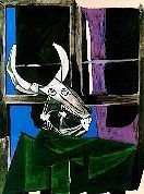 21: Picasso #29 - Still Life with Steer Skull - LE Gicl