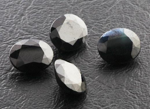 7: Blue Sapphire Parcel 4 Gemstones 13.11ctw DK115