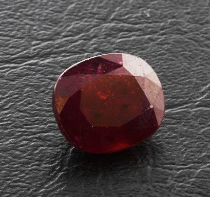 21: Ruby Parcel 1 Gemstones 16.95ctw DK188