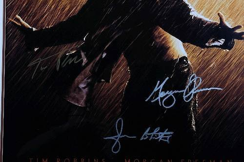 146: The Shawshank Redemption Autographed Movie Poster - 2