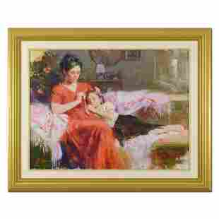 """Pino (1939-2010), """"Sweet Love"""" Framed Limited Edition"""