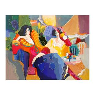 "Isaac Maimon, ""Something To Say"" Limited Edition"