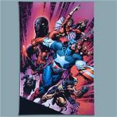 """Marvel Comics """"New Avengers #12"""" Numbered Limited"""