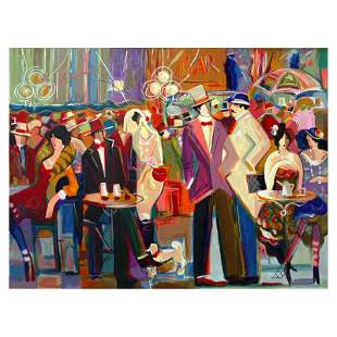 "Isaac Maimon, ""La Grande Barre"" Limited Edition"
