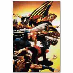 "Marvel Comics ""Uncanny X-Men: First Class #5"" Numbered"