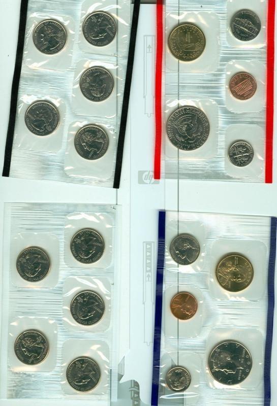 3: 2000 U.S. Mint Uncirculated Set CS63