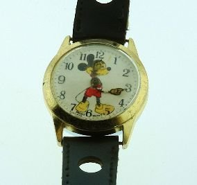 17: Vintage Mickey Mouse Watch MM2