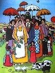 24: Elke Sommer - Umbrella Wedding - Signed & Numbered