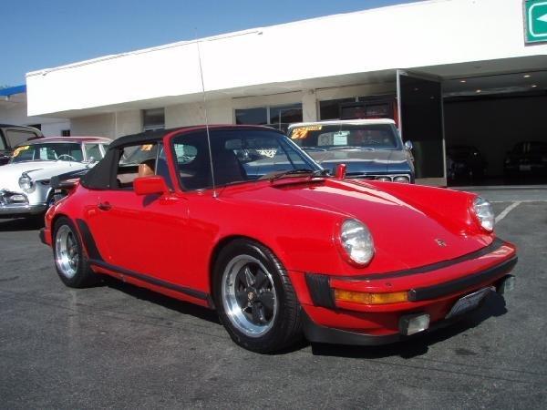 357: 1983 Porsche 911SC Automobile / Car - ID# 90613