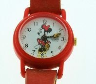 25: Vintage Minnie Mouse Watch MM5