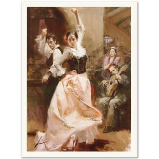 "Pino (1931-2010), ""Dancing In Barcelona"" Limited"