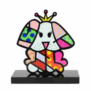 "Romero Britto""Royalty II"" Hand Signed Limited Edition"