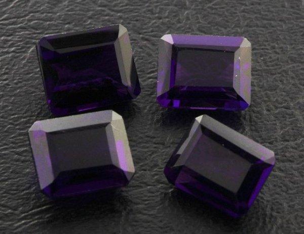 3: Citrine Parcel 4 Gemstones 23.41ctw DK298
