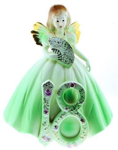 16: Josef Originals Porcelain 18th Birthday Angel