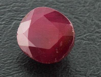 25: Ruby Parcel 1 Gemstones 11.14ctw DK190
