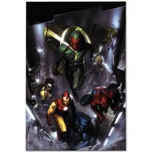 "Marvel Comics ""Secret Invasion #2"" Extremely Numbered"