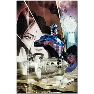 "Marvel Comics ""Captain America: Forever Allies #3"""