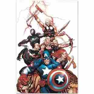 """Marvel Comics """"Ultimate New Ultimates #5"""" Numbered"""