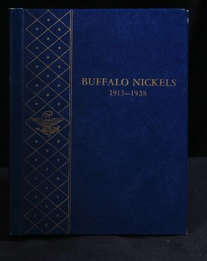 24: Partial Set of Buffalo Nickels Collection (37 Nicke