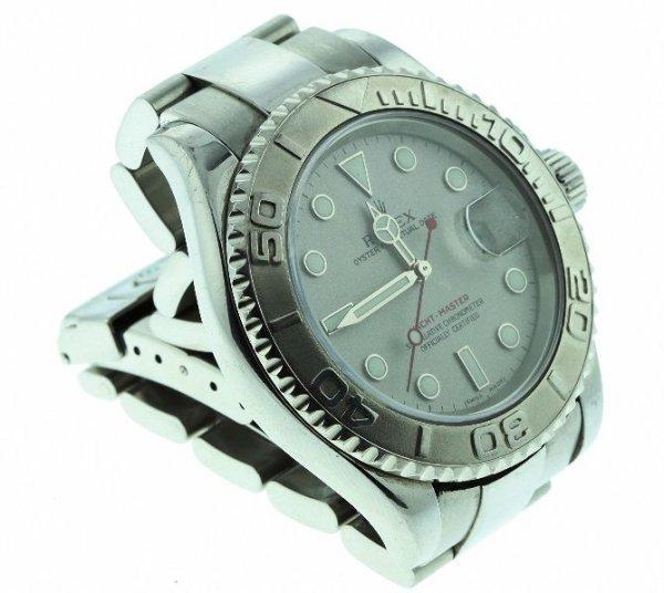 11: Rolex Perpetual Date Yacht Master Men's Watch - W12