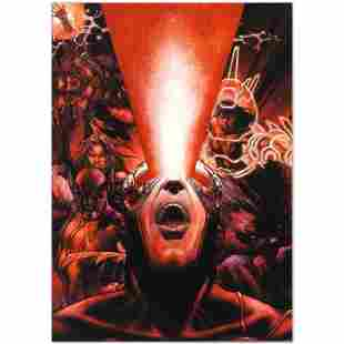 "Marvel Comics ""Astonishing X-Men #30"" Numbered Limited"