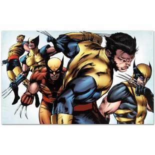 "Marvel Comics ""X-Men Evolutions #1"" Numbered Limited"