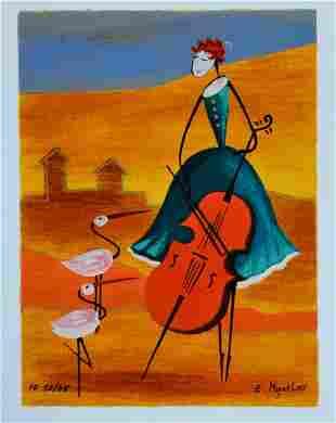 Esther Myatlov Magical Tune