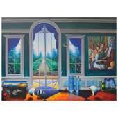 The Masters Garden by Ferjo Original