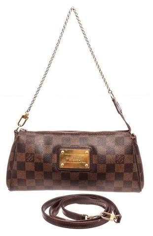 Louis Vuitton Brown Eva Pochette Shoulder Bags
