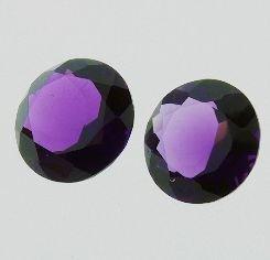 9: Amethyst Parcel 2 Gemstones 20.62cts DL30