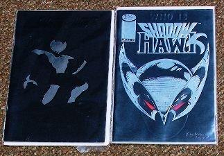 89: Shadow Hawk Vintage Comic Books (2) CB194