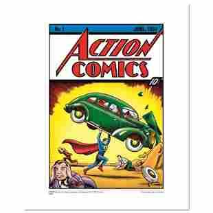 Superman #1 by DC Comics