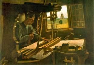 Van Gogh - Open Window