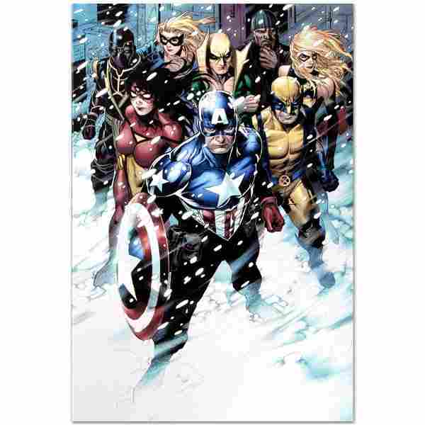 Free Comic Book Day 2009 Avengers #1 by Marvel Comics